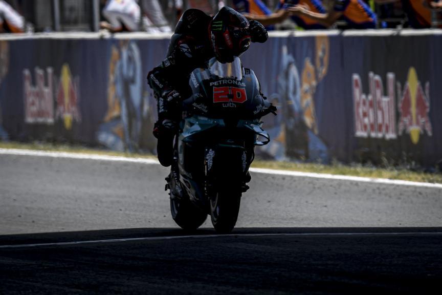 Fabio Quartararo, Petronas Yamaha SRT, Gran Premio Red Bull de España