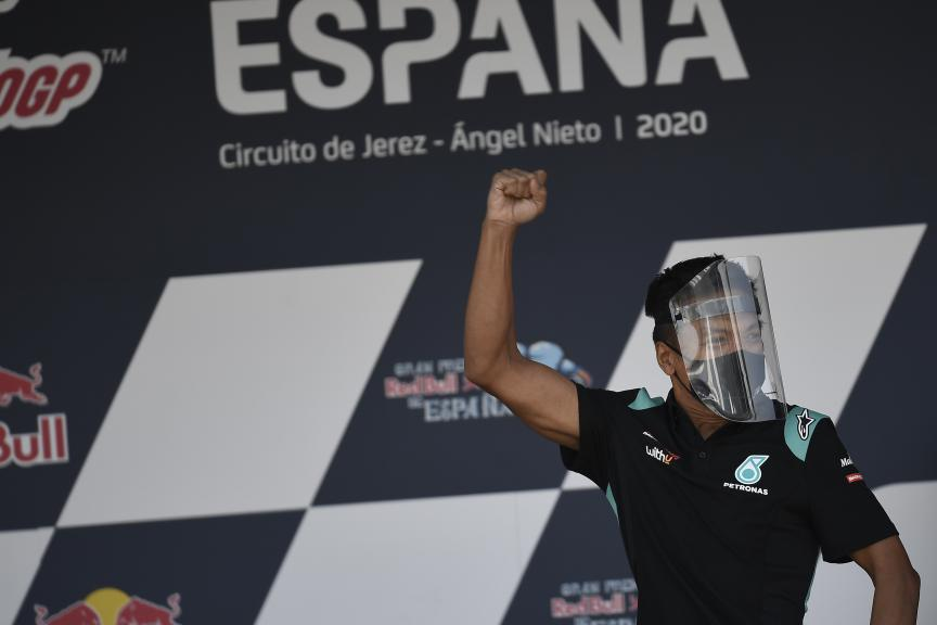 Razlan Razali, Petronas Yamaha SRT, Gran Premio Red Bull de España
