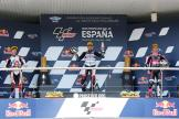 Albert Arenas, Ai Ogura, Tony Arbolino, Gran Premio Red Bull de España