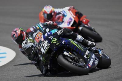 Il mondo applaude il magnifico ritorno del MotoGP™