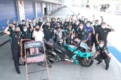 News: Fabio Quartararo takes first MotoGP race win