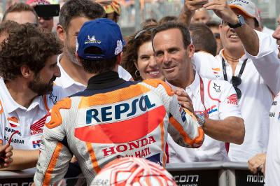 When will Marc Marquez be back on track?