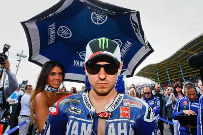 Is Marquez planning on doing a Lorenzo?
