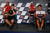 Fabio Quartararo, Albert Arenas, Gran Premio Red Bull de Andalucía