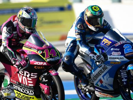 Moto3, Free Practice, Gran Premio Red Bull de Andalucía