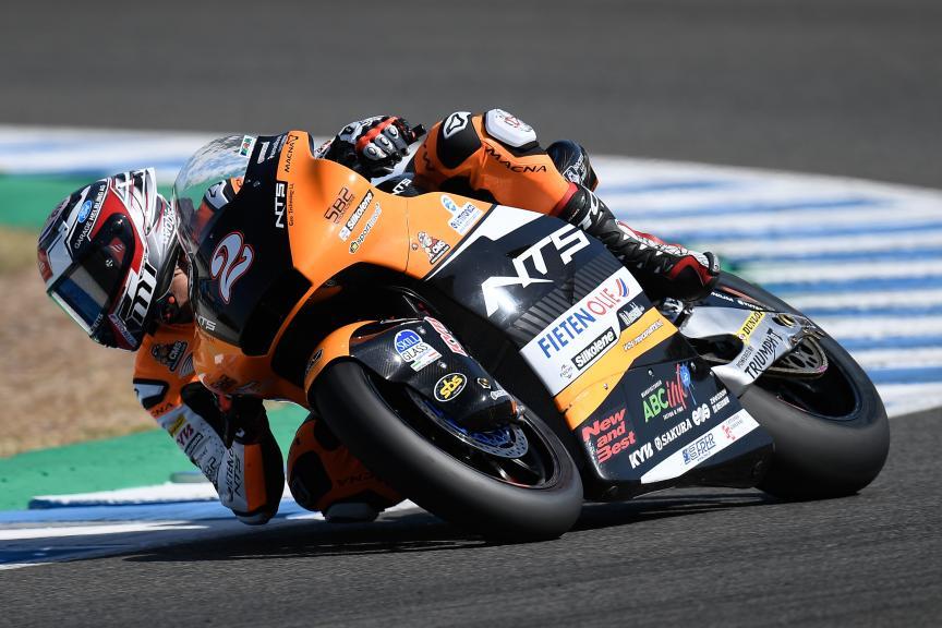 Jesko Raffin, Nts Rw Racing GP, Gran Premio Red Bull de Andalucía