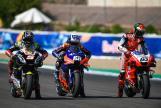 Johann Zarco, Francesco Bagnaia, Miguel Oliveira, Gran Premio Red Bull de Andalucía