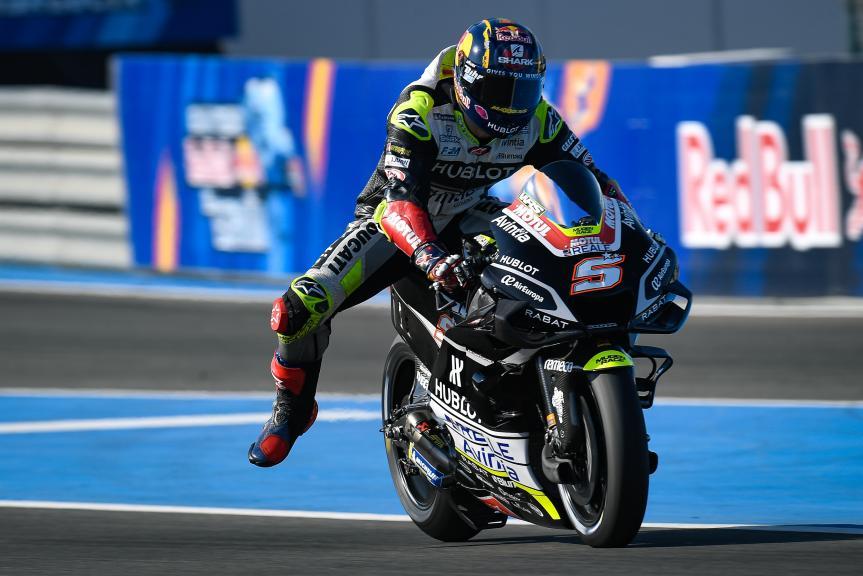 Johann Zarco, Reale Avintia Racing, Gran Premio Red Bull de Andalucía