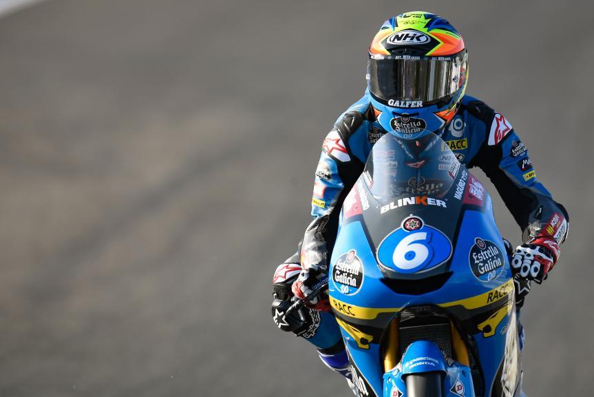 Ryusei Yamanaka, Estrella Galicia 0,0, Gran Premio Red Bull de Andalucía