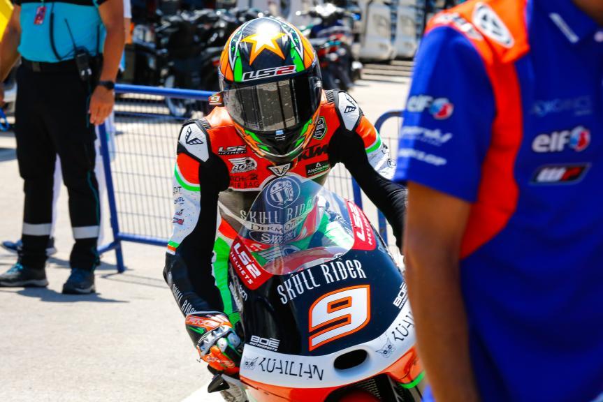 Davide Pizzoli, BOE Skull Rider Facile.Energy, Gran Premio Red Bull de Andalucía