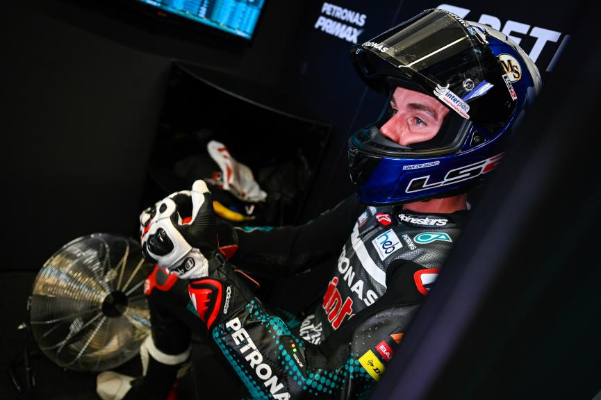 John Mcphee, Petronas Sprinta Racing, Gran Premio Red Bull de Andalucía