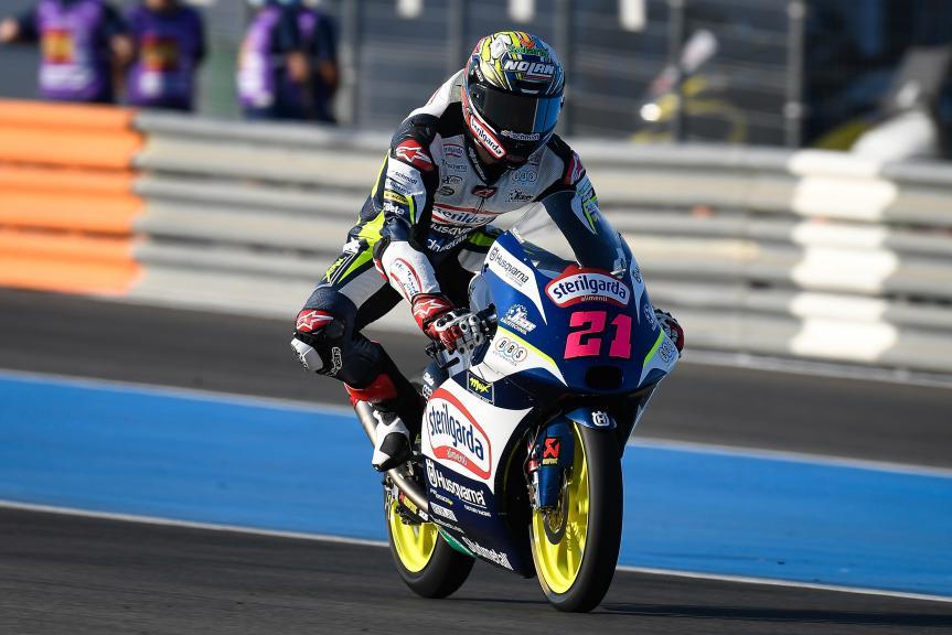 Alonso Lopez, Sterilgarda Max Racing Team, Gran Premio Red Bull de Andalucía