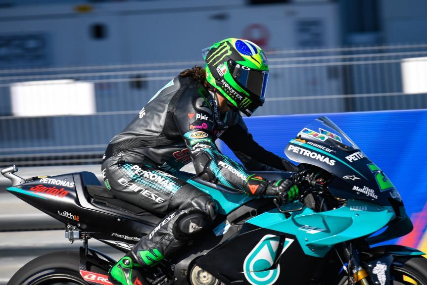 Franco Morbidelli, Petronas Yamaha SRT, Gran Premio Red Bull de Andalucía