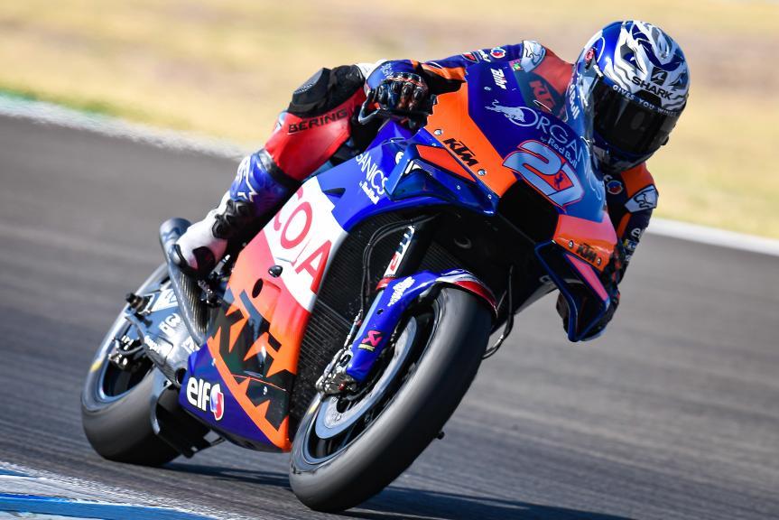 Iker Lecuona, Red Bull KTM Tech 3, Gran Premio Red Bull de Andalucía