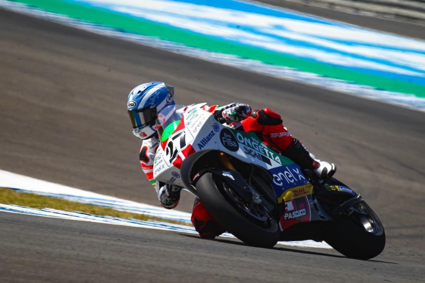 Mattia Casadei, Ongetta SIC58 Squadracorse, Gran Premio Red Bull de Andalucía