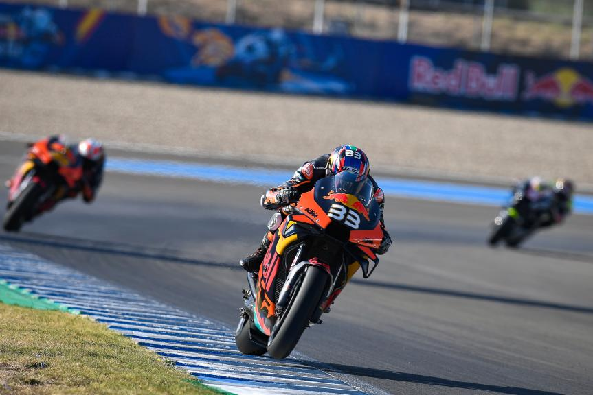 Brad Binder, Red Bull KTM Factory Racing, Gran Premio Red Bull de Andalucía