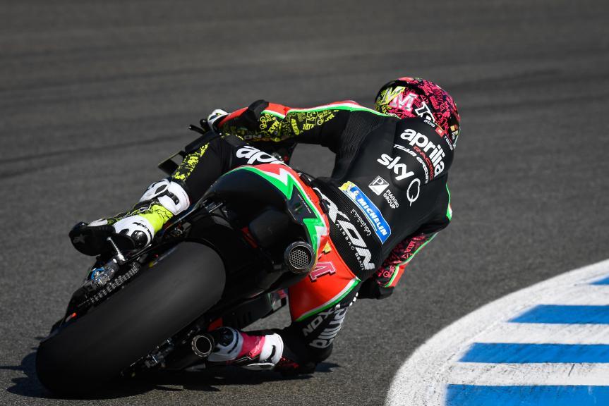 Aleix Espargaro, Aprilia Racing Team Gresini, Gran Premio Red Bull de Andalucía