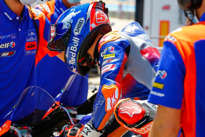 Deniz Oncu, Red Bull KTM Tech 3, Gran Premio Red Bull de Andalucía