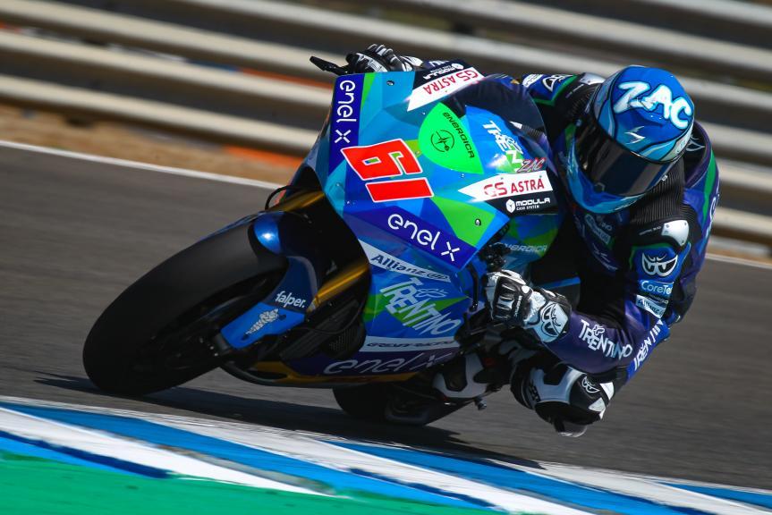 Alessandro Zaccone, Trentino Gresini Motoe, Gran Premio Red Bull de Andalucía