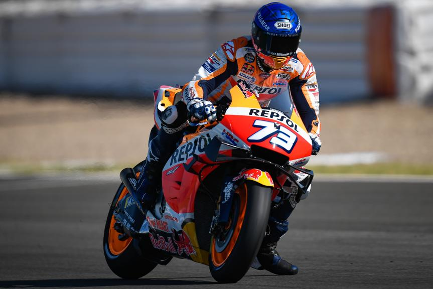 Alex Marquez, Repsol Honda Team, Gran Premio Red Bull de Andalucía