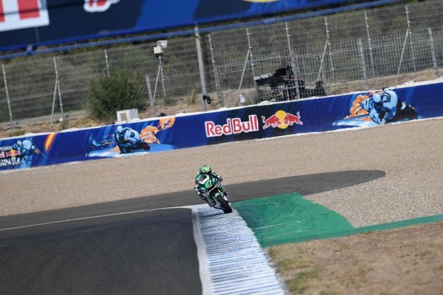 Remy Gardner, Onexox TKKR Sag Team, Gran Premio Red Bull de Andalucía