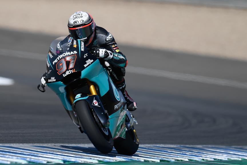 Xavi Vierge, Petronas Sprinta Racing, Gran Premio Red Bull de Andalucía