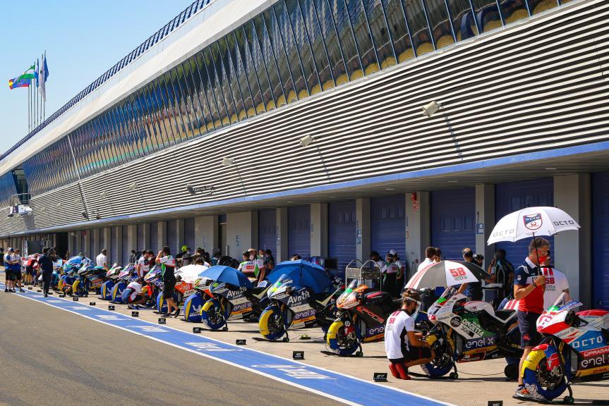 MotoE, Free Practice, Gran Premio Red Bull de Andalucía