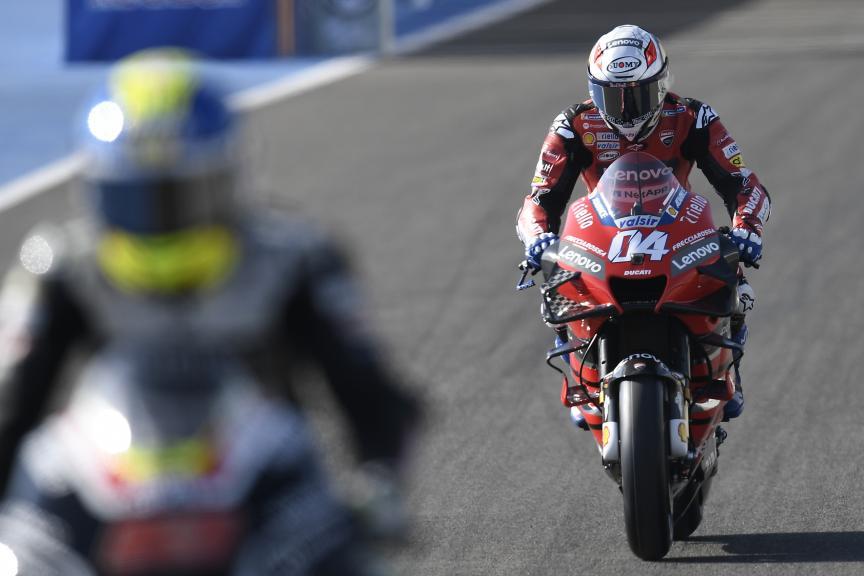 Andrea Dovizioso, Ducati Team, Gran Premio Red Bull de Andalucía