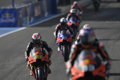 GP d'Andalousie : KTM hisse trois pilotes dans le Top 6 !