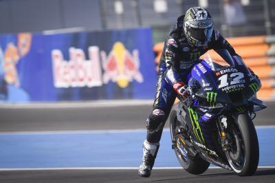 Viñales e Rossi dominano il duello Yamaha-KTM
