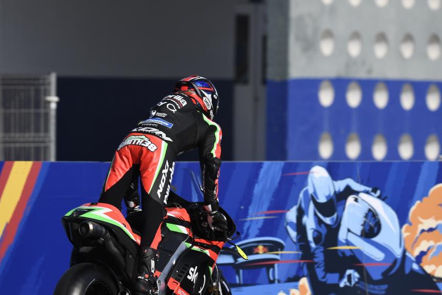 Bradley Smith, Aprilia Racing Team Gresini, Gran Premio Red Bull de Andalucía