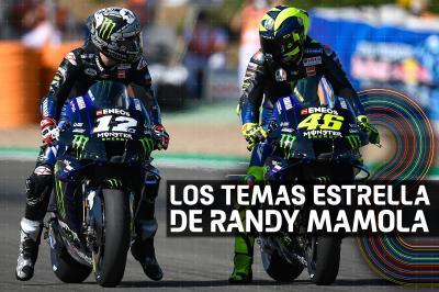 """La lucha en Yamaha y el """"gran paso"""" de KTM"""