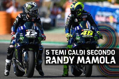 La lotta in casa Yamaha e la KTM che è sempre più forte