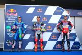 Dominique Aegerter, Matteo Ferrari, Lukas Tulovic, Gran Premio Red Bull de Andalucía