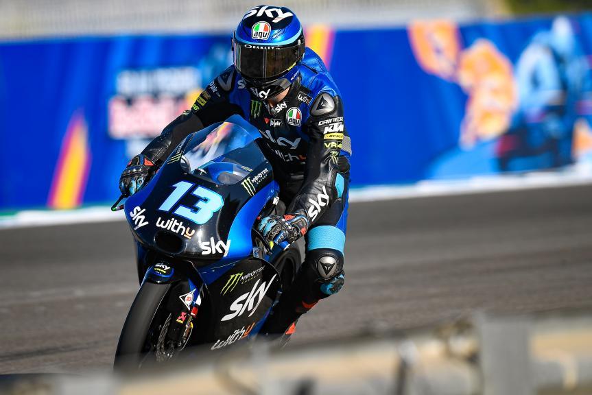 Celestino Vietti, SKY Racing Team Vr46, Gran Premio Red Bull de Andalucía