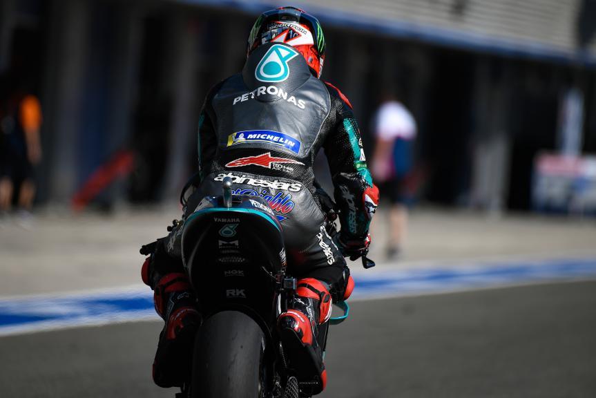 Fabio Quartararo, Petronas Yamaha SRT, Gran Premio Red Bull de Andalucía