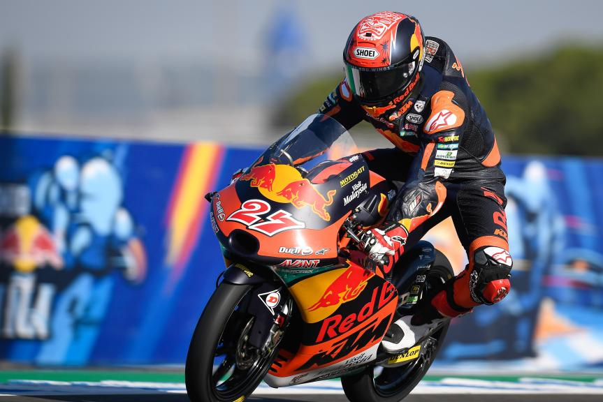 Kaito Toba, Red Bull KTM Ajo, Gran Premio Red Bull de Andalucía