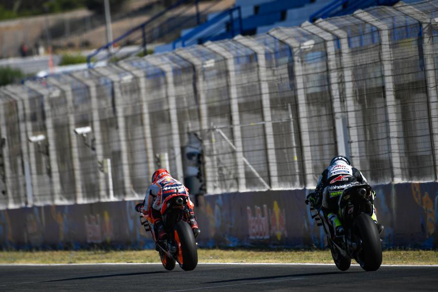 Cal Crutchlow, Marc Marquez, Gran Premio Red Bull de Andalucía
