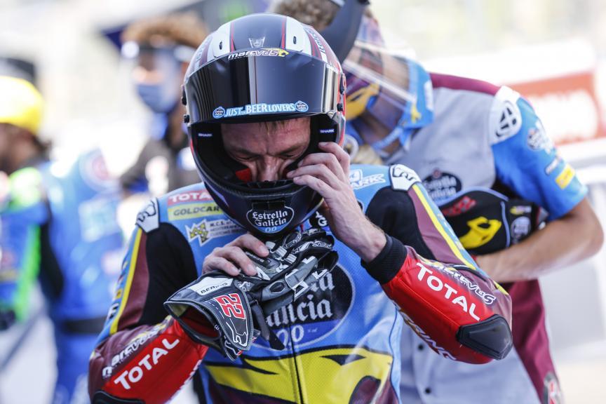 Sam Lowes, EG 0,0 Marc VDS, Gran Premio Red Bull de Andalucía