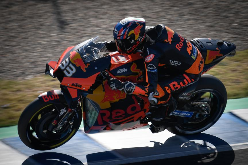 Brad Binder, Red Bull KTM Factory Racing, Gran Premio Red Bull de Andalucía