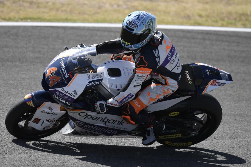 Aron Canet, Aspar Team, Gran Premio Red Bull de Andalucía