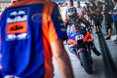 Oliveria, prima KTM nella sua miglior qualifica in MotoGP™