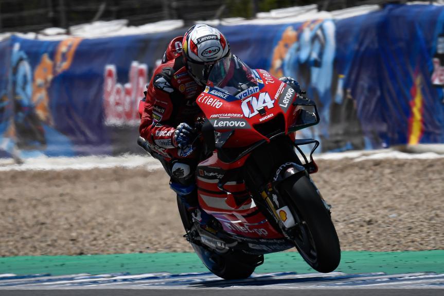 Andrea Dovizioso, Ducati Team, Gran Premio Red Bull de Andalucia
