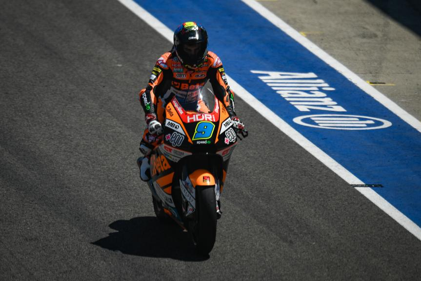 Jorge Navarro, Speed Up Racing, Gran Premio Red Bull de Andalucía