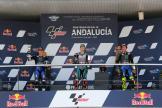 Maverick Viñales, Fabio Quartararo, Valentino Rossi, Gran Premio Red Bull de Andalucía