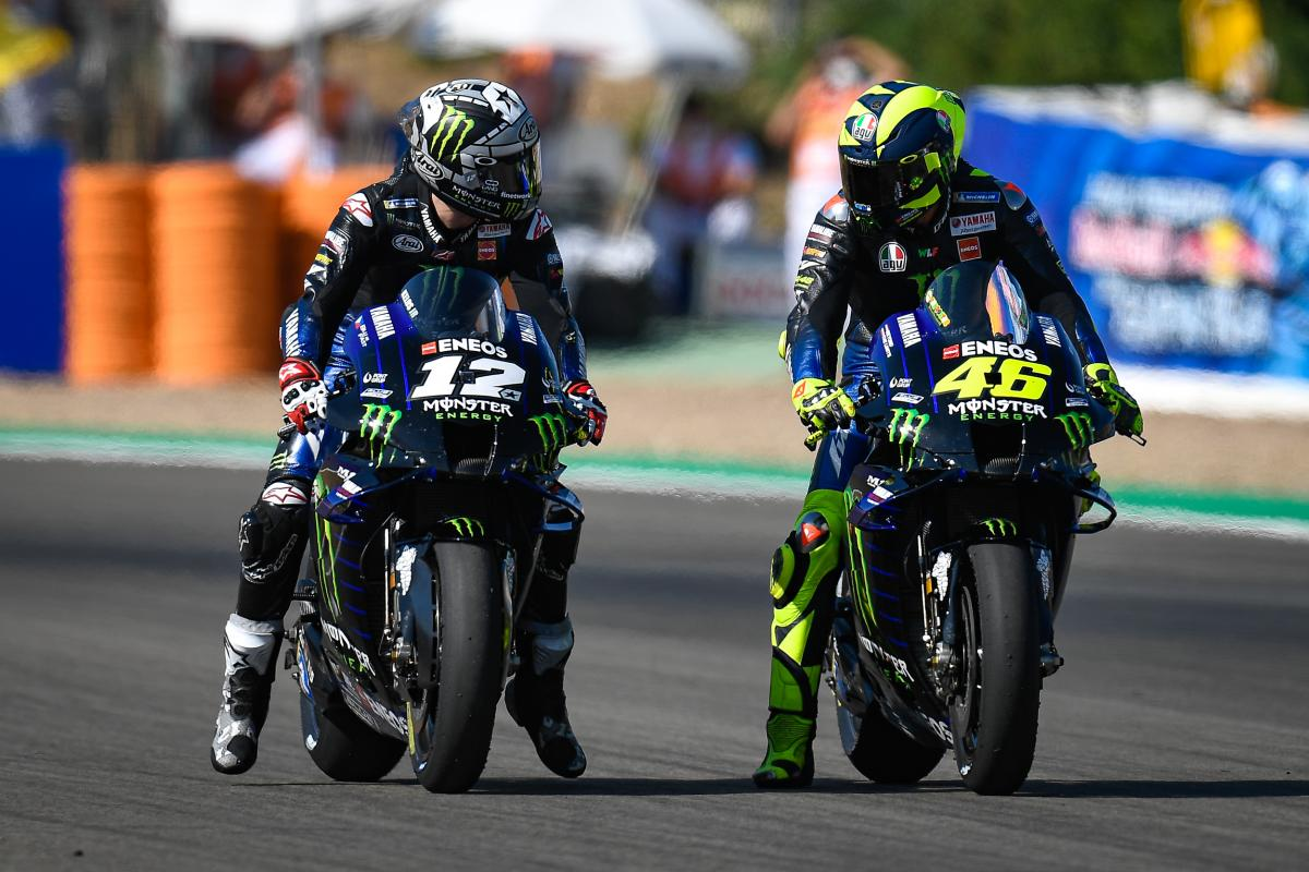 Are Yamaha In Deep Engine Trouble Motogp