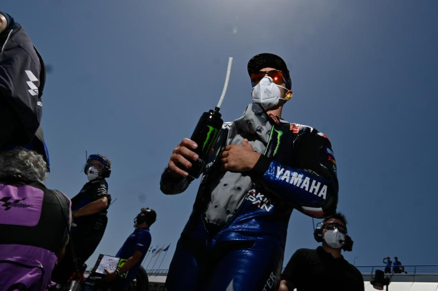 Maverick Vinales, Monster Energy Yamaha MotoGP, Gran Premio Red Bull de Andalucia