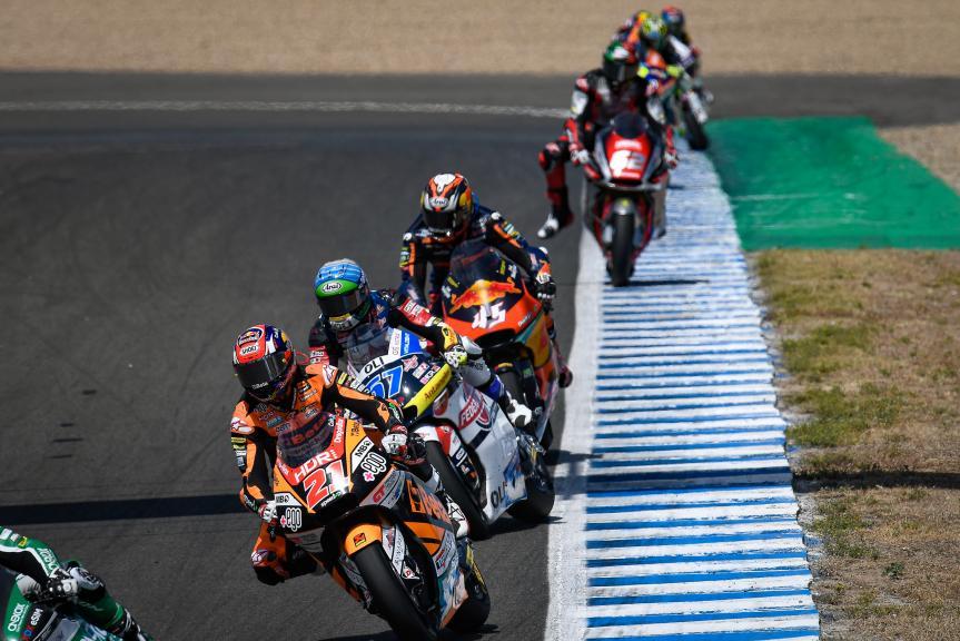 Fabio Di Giannantonio, Speed Up Racing, Gran Premio Red Bull de Andalucia