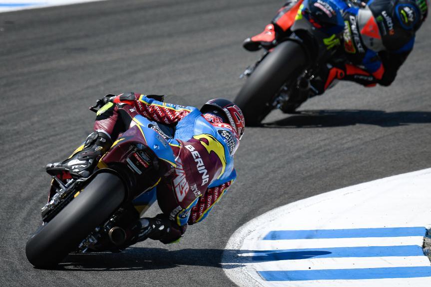 Sam Lowes, EG 0,0 Marc VDS, Gran Premio Red Bull de Andalucia