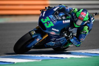 Bastianini clinches debut Moto2™ victory